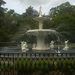 beautiful fountain!
