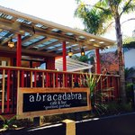 "Abracadabra cafe and bar ""Good food, good vibes"""