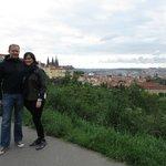Prague on Segway