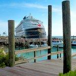 Disney Magic at Castaway Cay