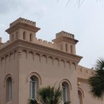 Architecture of Embassy Suites in Charleston