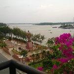 view from restaurant/bar v