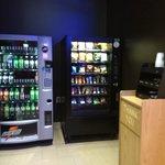 Máquinas de refrigerantes