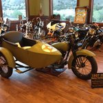1927 Harley Davidson used in Mayberry RFD TV Show