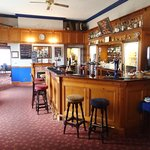 The Old Hall bar