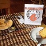 desayuno rico en Casa Baraybar