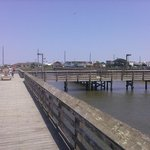 pier area