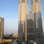View of Tokyo Metropolitan Bldg.