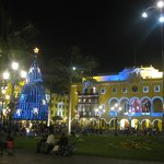 Presidential Palace at Christmas