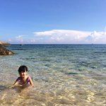 my daughter absolutely loved the beach