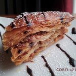 Authentic homemade Baklava we made for our Taste of Greece event