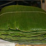 Asian/island cooking supplies such as banana leaves