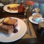 Breakfast at Flint, Colcord Hotel