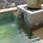Pool in Bamboo Villa