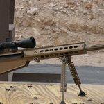 Barrett M107A1 Sniper Rifle
