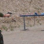 Desert Eagle in action