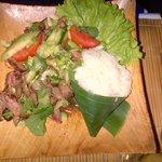 Yam Neua (Salade de boeuf)
