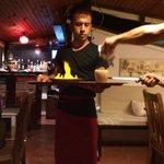 Fillet steak pitcher #ivy roof kalkan