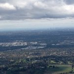 View from Mount Dandenong