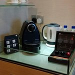 nesspresso coffee machine