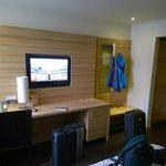 Business grade room