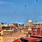 Colazione sui tetto di Roma