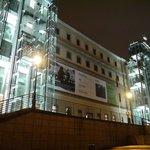 ピカソのゲルニカを展示する美術館
