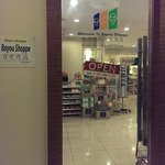 They hv shoppe in the hotel. Its like a convenient shop.