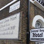 Jesmond Dene Hotel on Argyle Street