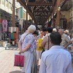 Old market in Bur Dubai