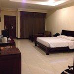 Huge deluxe room