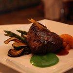 Very tasty fillet steak