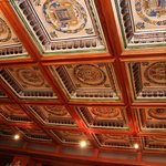 Ceiling plaques