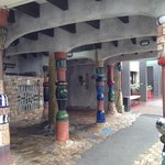 Hundertwasser Toilets, Kawakawa, N.Z.