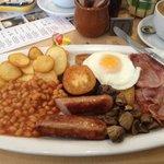 Big Welsh Breakfast