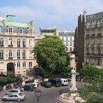 Place Saint Georges Paris