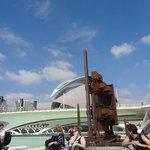 turia park calatrava architechture