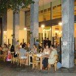 The restaurant near Syntagma