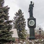 Wheeler Town Clock