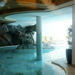 great pool and wellness