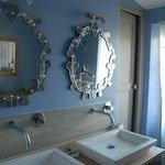 Salle de bains Bois d'Amourette