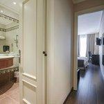 Todas las habitaciones con baño en la habitacion