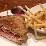 Overlake sandwich