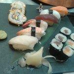 Sushi Mixto