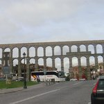 Aqueduct built by the Romans 2000 years ago