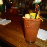 best bloody mary, they were not wrong.