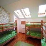 seven bed dorm