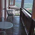 Balkon vom Apartment Nr. 7