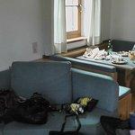 Sitzecke im Apartment