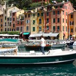 Portofino - this was our boat. William is a great guy to have a tour with!
